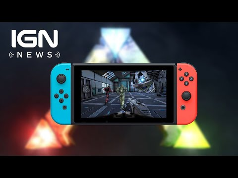 connectYoutube - ARK: Survival Evolved Coming to Nintendo Switch - IGN News
