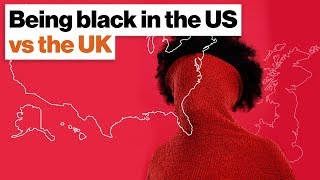Being black in the US vs the UK: There's a big difference | Alvin Hall