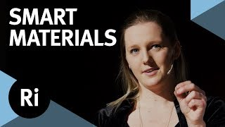 Smart Materials of the Future - with  Anna Ploszajski
