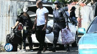 WATCH: 17 deportees land in Kingston