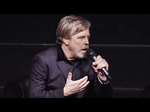 Mark Hamill Discusses the NEW Luke Skywalker - Star Wars The Last Jedi Interview