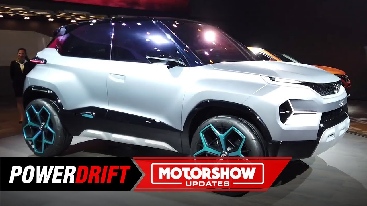 Tata H2X : Cute and compact SUV : Geneva International Motor Show : PowerDrift