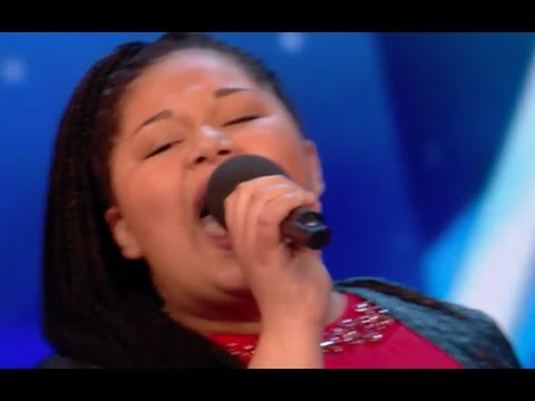 She NAILED An Extremely DIFFICULT SONG | Audition 6 | Britain's Got Talent 2017