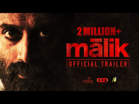 Malik Official Trailer | Mahesh Narayanan | Fahadh Faasil | Nimisha Sajayan | Joju George
