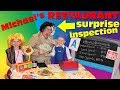 Michael's Restaurant: Surprise Inspection Family Fun Pack Skit