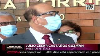 Presidente  JCE dice costo de las elecciones por pandemia es impredecible