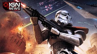 Star Wars: Battlefront Is a First-Person Shooter - IGN News