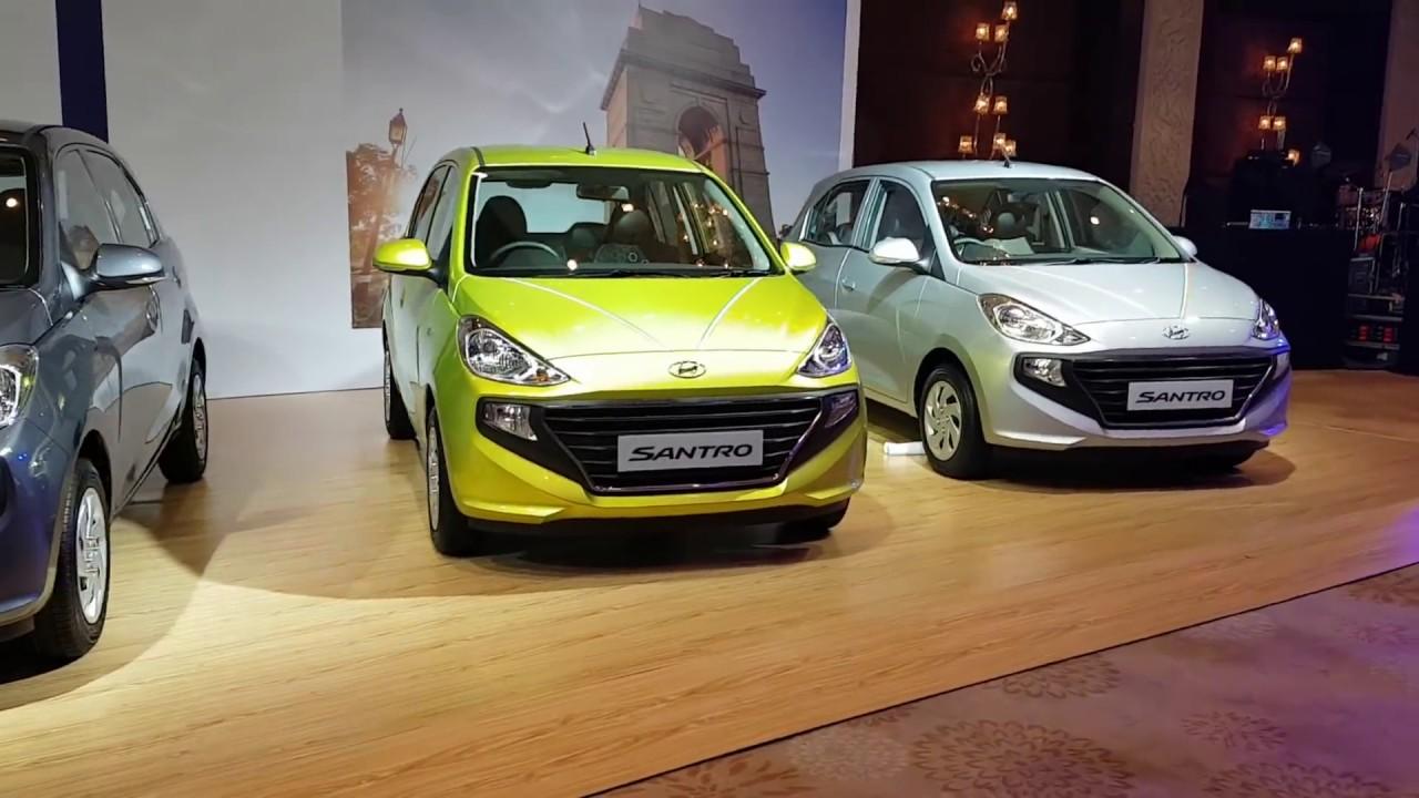 New Hyundai Santro 2018: Walkaround, details, prices & more | Cardekho.com
