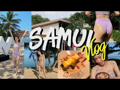 Vlog-Samui-2021-วันเกิดปีนี้ไป