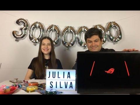 connectYoutube - 3 MILHÕES DE INSCRITOS!!!