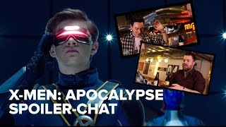 X-Men: Apocalypse: Down the pub spoiler-chat