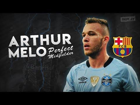 Arthur ● Welcome to F.C Barcelona 2019 ● HD