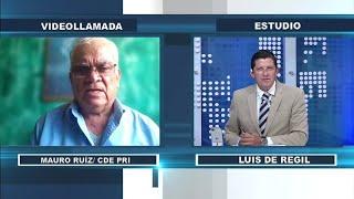 Entrevista con: Mauro Ruiz Saldierna, Secretario de Atención a Migrantes en el CDEPRI