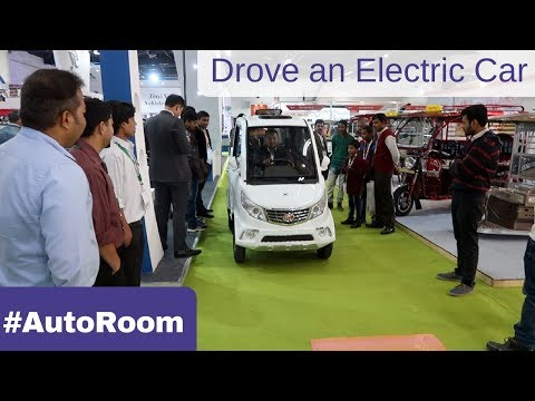connectYoutube - EV Expo | Buffet of Electric Vehicles | #AutoRoom