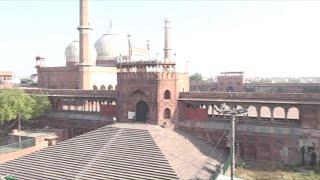 Iconic Jama Masjid remains closed on Eid due to Covid-19 - IANSINDIA