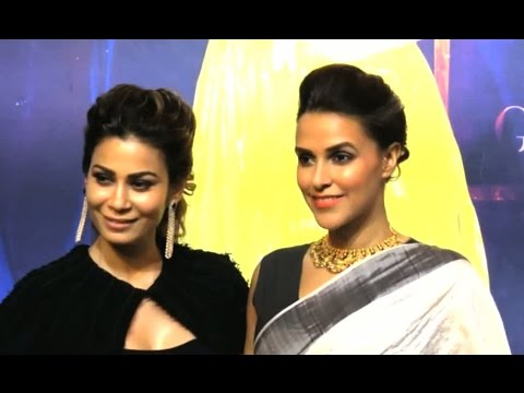 Bollywood Celebs At A Jewelry Store Launch