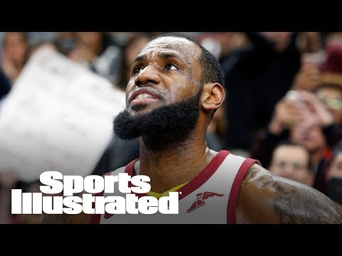Why Does LeBron James Oppose An NBA Playoff Format Change? | SI NOW | Sports Illustrated