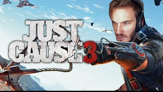 IT'S HERE AND IT'S AWESOME!!! / Just Cause 3 Gameplay
