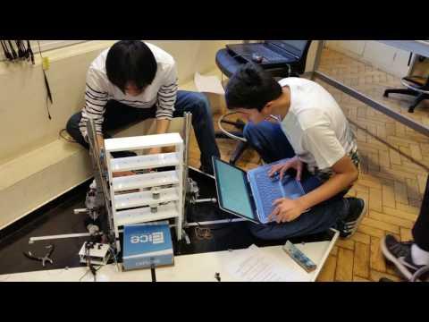 Growbotics Workshops - The Vertical Farmbot