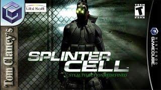 Longplay of Tom Clancy's Splinter Cell