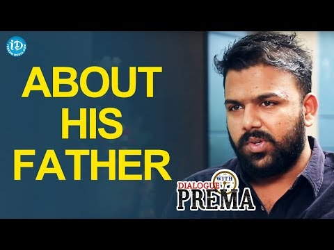 connectYoutube - Tharun Bhascker About His Father || Dialogue With Prema