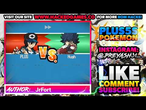 NEW POKEMON NDS ROM HACK WITH ALOLA FORMS, SUN & MOON SPRITES AND MORE!