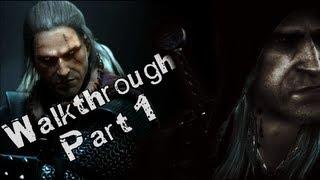The Witcher 2: Assassins Of Kings: Enhanced Edition Walkthrough Part 1