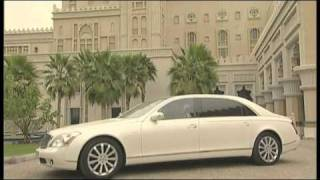 Maybach 62 S commercial