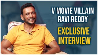 V Movie Villain Ravi Reddy Exclusive Interview | Nani | Sudheer Babu | TFPC - TFPC