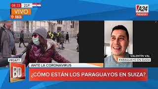 #BDAPy - Paraguayo en Suiza