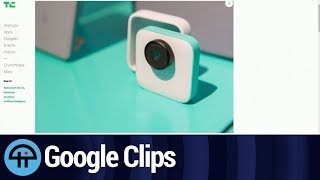Google Clips Likes Kisses