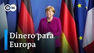El plan de Alemania y Francia para la economía de Europa
