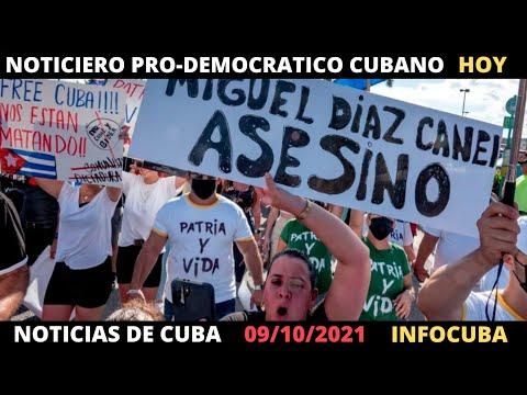 Noticias de Cuba Hoy *** La Dictadura Cubana Persiste en Sabotear las Manifestaciones del 20N