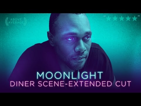 Moonlight Alternate Take: Chiron and Kevin at the Diner