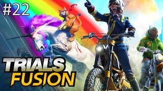 DONKEY MADNESS - Trials Fusion w/ Nick