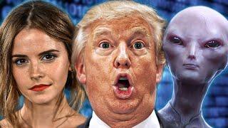 ANONYMOUS NO PARA: ¡CONFIRMAN QUE HAY ALIENS VIVOS EN AREA 51! Donald Trump, Emma Watson y mas...