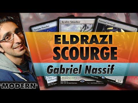 Eldrazi Scourge - Modern   Channel Nassif