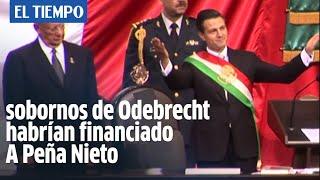 Sobornos de Odebrecht financiaron campaña presidencial de Peña Nieto: exjefe de Pemex