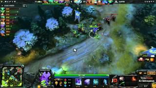 Team Tinker vs Team Empire - Megafon Battle Arena - @TobiwanDota & Clairvoyance
