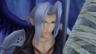 Kingdom Hearts HD II.5 ReMIX Final Fantasy Worlds Connect Trailer