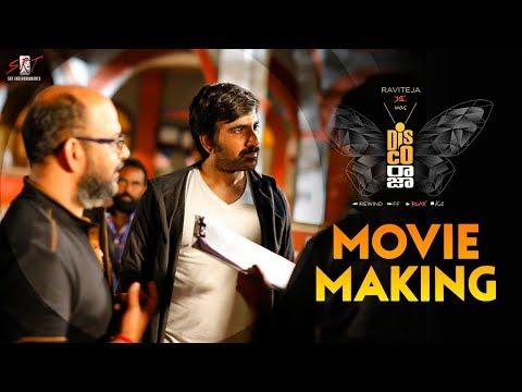 Disco Raja Movie Making | Ravi Teja | Nabha Natesh | Payal | Thaman | Vi Anand | SRT Entertainments