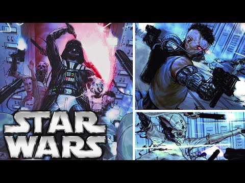 Darth Vader's Separatist Army: Star Wars lore  (Gentis Plot Part 3)