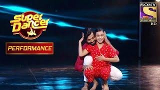 Omkar और Misti के Passion भरे Dance ने छू लिया सब का दिल | Super Dancer Chapter 2 - SETINDIA
