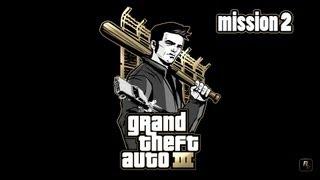 [GTA 3][Mission 2] - Спасаем шлю....