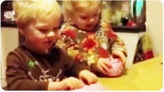 Kids Get Terrible Presents for Christmas | Fruit for Coal