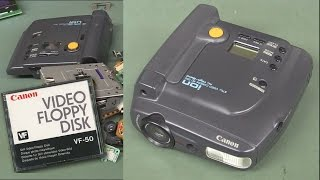 EEVblog #937 - Retro Canon Still Camera Teardown!