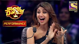 """ज़िंगात"" पे Audience के साथ मिल के Judges ne machaya धमाल! | Super Dancer Chapter 2 - SETINDIA"