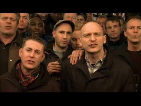 Video: Futbolo fanai, jei mes tokius turėtume, - mes irgi būtume geriausi....