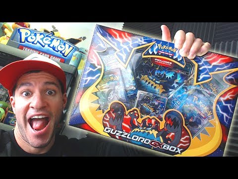 connectYoutube - OPENING NEW POKEMON CARDS BOX OF 2018!