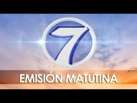 Noti 7 Matutina: Programa del 26 de Julio del 2021
